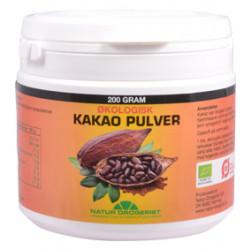 Økologisk kakao pulver