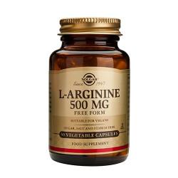 Solgar L-Arginin 500mg (50 vegicaps)