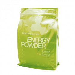 LinusPro Energy Powder Lemonsmag (1000 g)