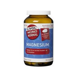 Livol Mono Normal Magnesium (80 tabletter)