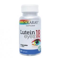 Solaray Lutein Eyes (30 kapsler)
