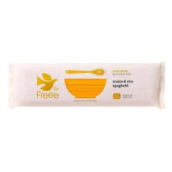 Doves Majs og Ris Spaghetti Glutenfri Ø (500 gr)