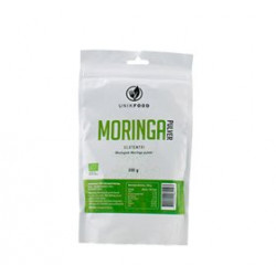 Økologisk Moringa pulver (200 g)