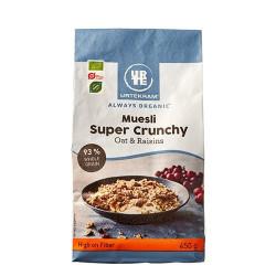 Urtekram - Mysli Super Crunch Ø (450g)