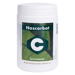 Nascorbat (syreneu C- vitamin) 1kg.
