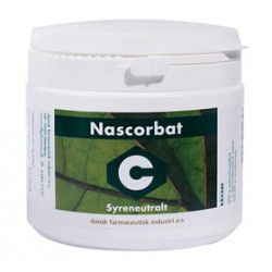 Nascorbat (Syreneu. C-Vitamin) 500 gr.
