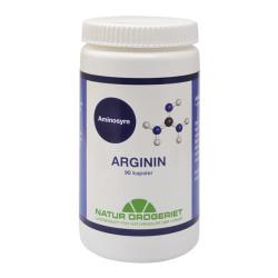 Natur Drogeriet Arginin Max (90 kapsler)