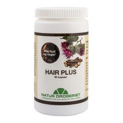 Natur Drogeriet Hair Plus (90 kapsler)