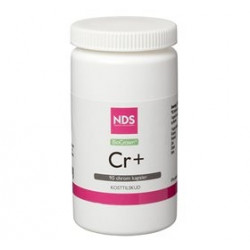 NDS Cr+ Chrom tablet 60 mcg (90 tab)