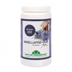 Natur Drogeriet Nigellafrø-olie (90 kapsler)