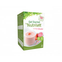 Nutrilett VLCD Strawberry shake (10 pk)
