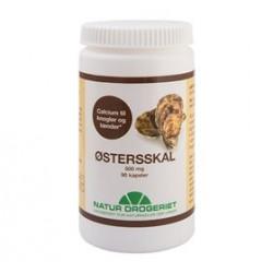Natur Drogeriet Østersskal 500 mg (90 kaps.)