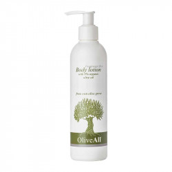 OliveAll Natural Body Lotion (250 ml)