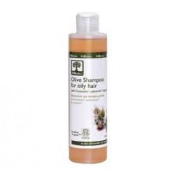 Bioselect Oliven Shampoo Til Normalt/Tørt Hår (200 ml)