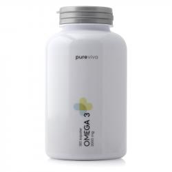Pureviva Omega 3 1000mg (180 kap)