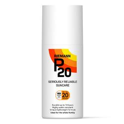 P20 Solbeskyttelse SPF 20 - spray (200 ml)