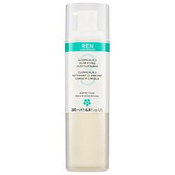 REN Clarifying Clay Cleanser (200 ml)