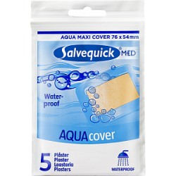 Salvequick Aqua Maxi Cover (5 stk)