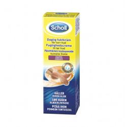 Scholl fugtighedscreme (75ml) (Helsebixen)