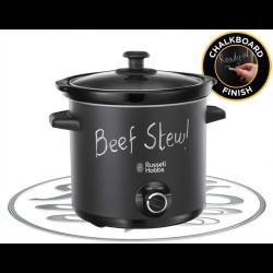Russell Hobbs Chalboard Slow Cooker