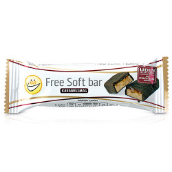 EASIS Free Soft Bar med Karamelsmag