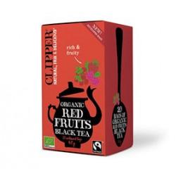 Clipper Sort te m. Røde bær Ø (40 g)