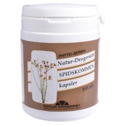 Natur Drogeriet Spidskommen 405mg (180 kaps)