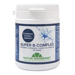 Natur Drogeriet Super B-Complex (120 kapsler)