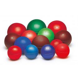 TOGU Medicinbol (0,5 kg - Rød)