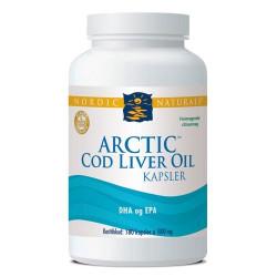 Torskelevertran m.citrus Cod liver oil 180 Kap.