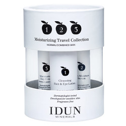 IDUN Minerals Skincare Mini kit 60 ml