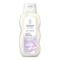 Weleda Baby Derma White Mallow Bodylotion (200 ml)