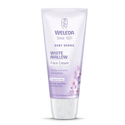 Weleda Baby Derma White Mallow Face Cream (50 ml)