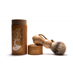 Alluvian Caravel Shave Brush Sugar Maple (1 stk)