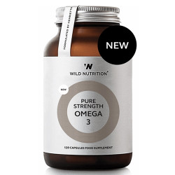 Wild Nutrition Pure Strength Omega 3 (120)
