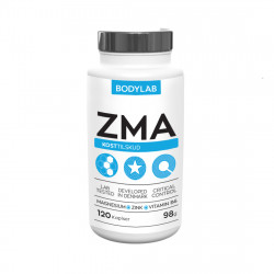 Bodylab ZMA (120 kapsler)