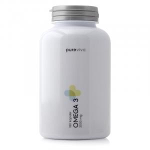 Pureviva Omega 3 2000mg (180 kap)