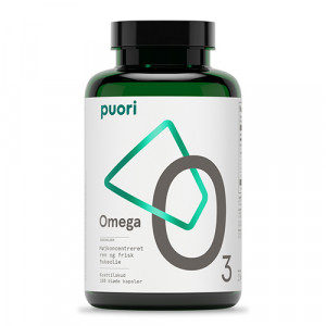 Puori Omega-3 O3 (180 kap)