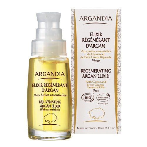 Image of Argandia - Organic Regenerating Argan Elixir (30 ml)