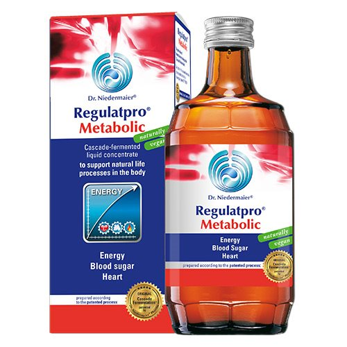 Image of Dr. Neidermaier Enzymdrik Regulatpro Metabolic (350 ml)