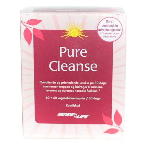 Renew Life Pure Cleanse (120 kapsler)