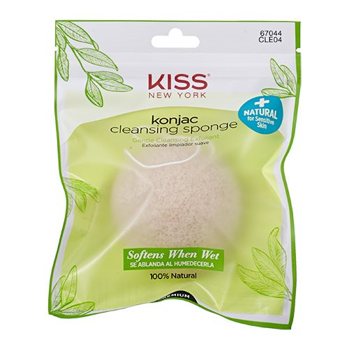 Image of Konjac Sponge gentle cleansing exfoliant (1 stk)