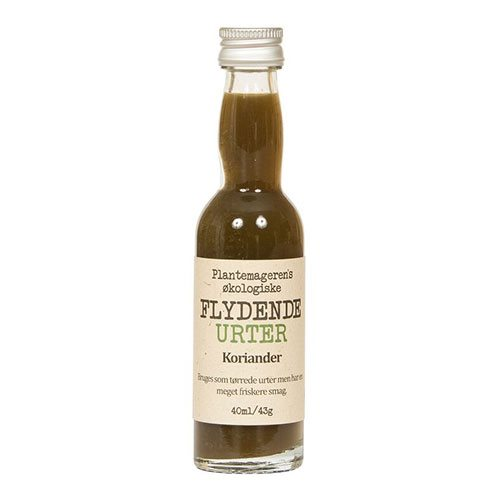Image of Plantemageren - Flydende Urter Koriander Ø (40 ml)