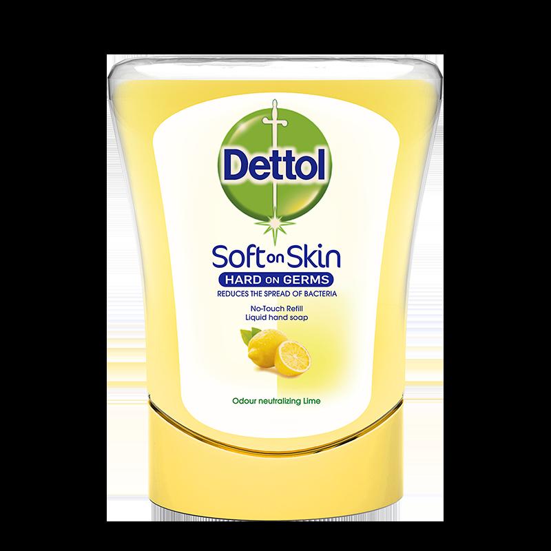 Dettol No Touch Sæbe Refill Odour Neutralising Citrus (250 ml)