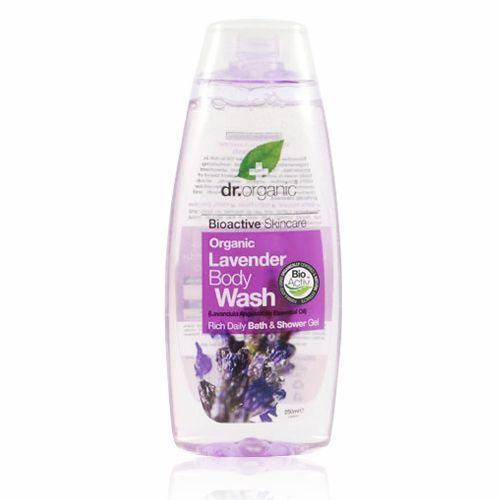Image of Dr. Organic Lavender Bath & Shower (250 ml)