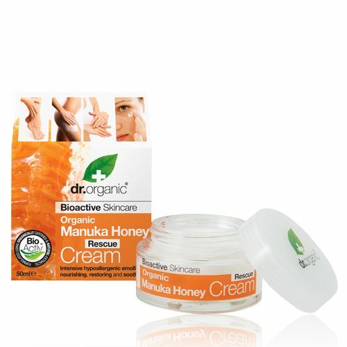 Image of Dr. Organic Manuka Honey Rescue Cream (50 ml)