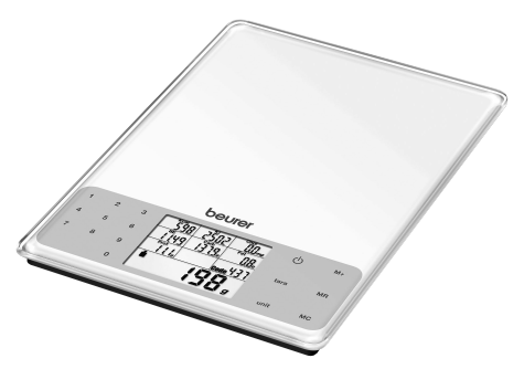 Beurer DS 61 Diætvægt