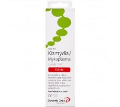 Image of Dynamic Code Test til Klamydia/Mycoplasma kvinde (1 stk)