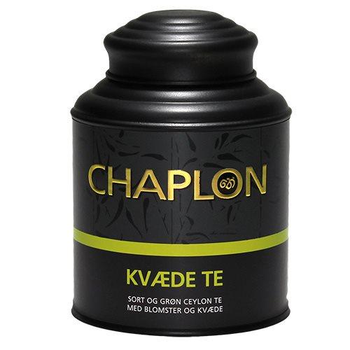 Chaplon Kvæde Sort/Grøn Te Ø