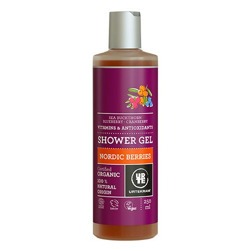 Image of Urtekram Nordic Berries Showergel (250 ml)